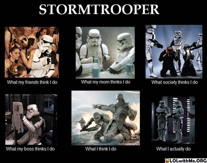 Everything Stormtrooper
