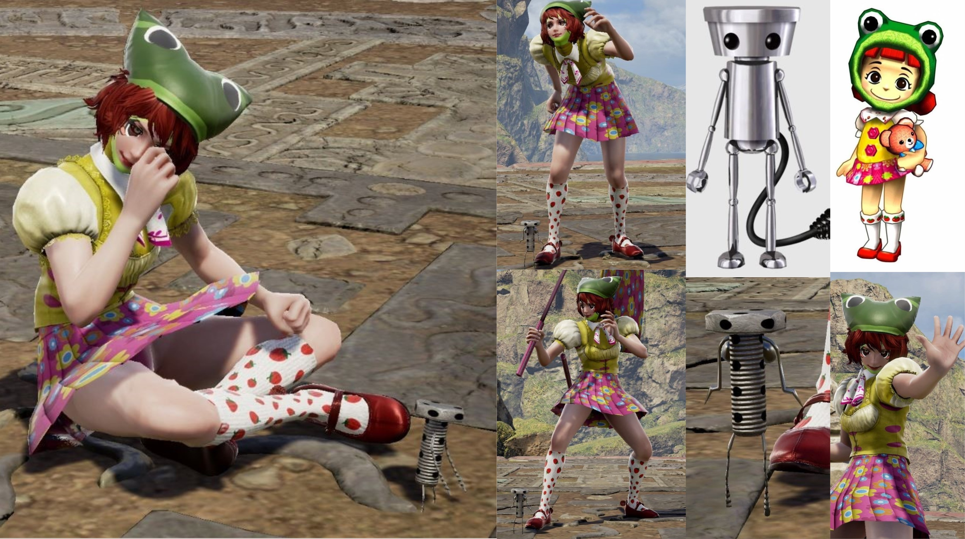 Chibi Robo and Jenny coul cal collage.jpg