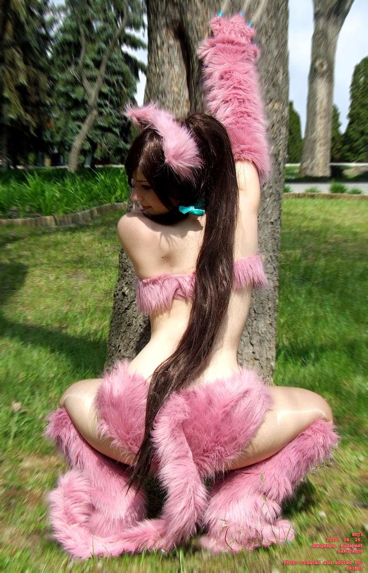 Awesome Cosplay Page Wayrun Jpg X Cosplay Furry Girl Neko