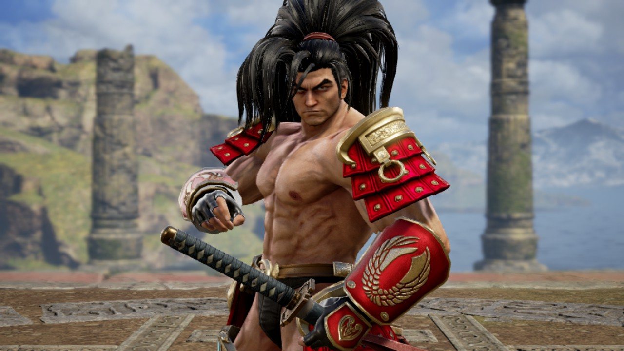 Haohmaru Reverse Tiger Lily Costume without Mask.jpg