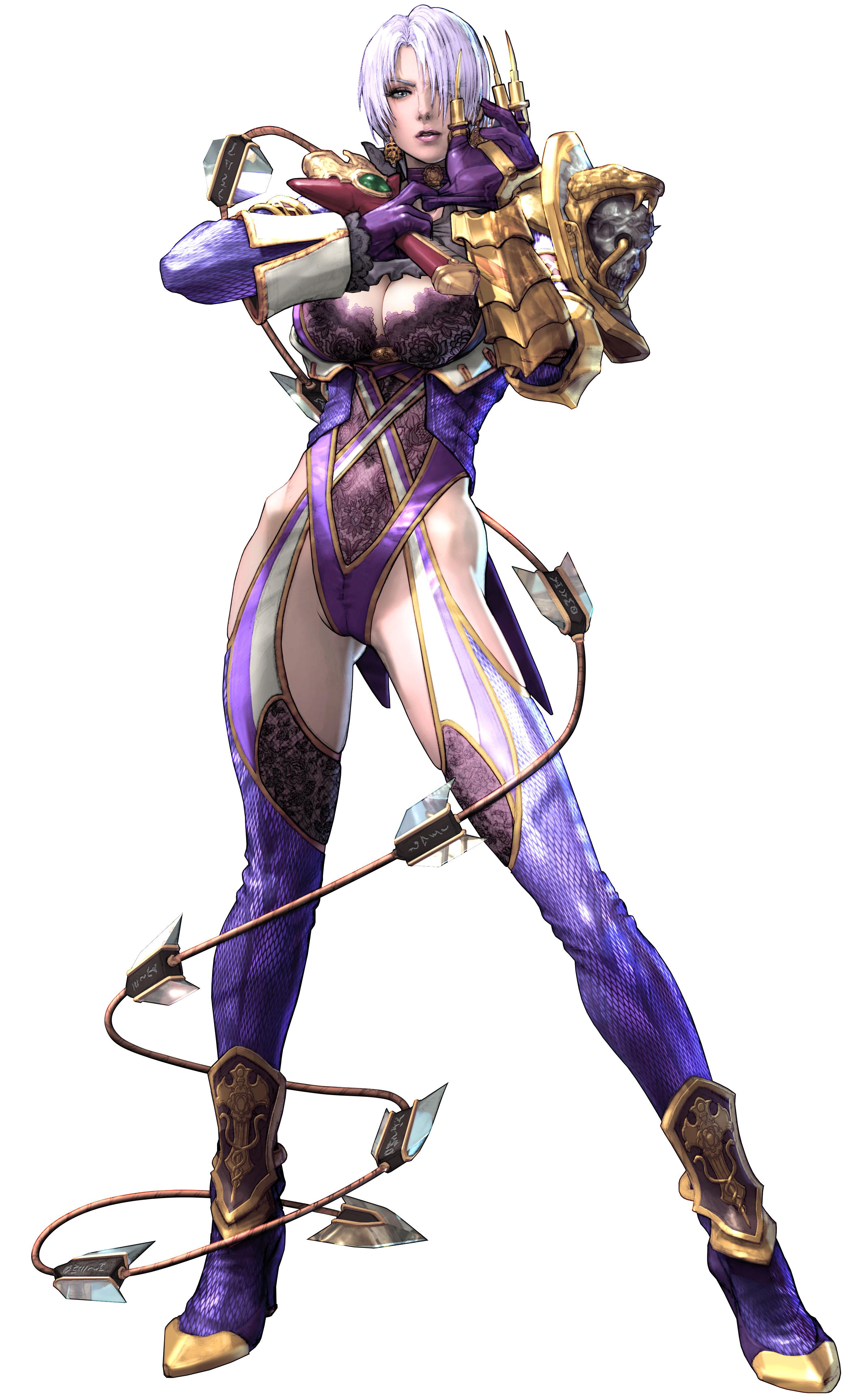 Anime Characters Soul Calibur 5 : Soul calibur official concept art showcase wayrun