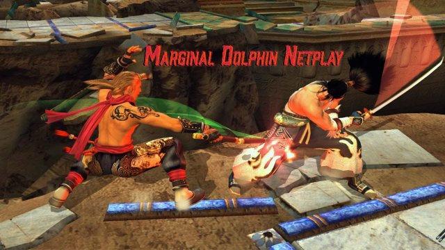 Soulcalibur 2: Rusty Dolphin Netplay