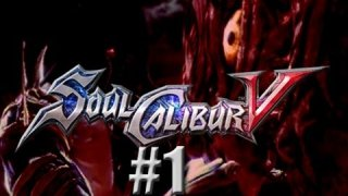 Soul Calibur 5 [Online Gameplay #1]