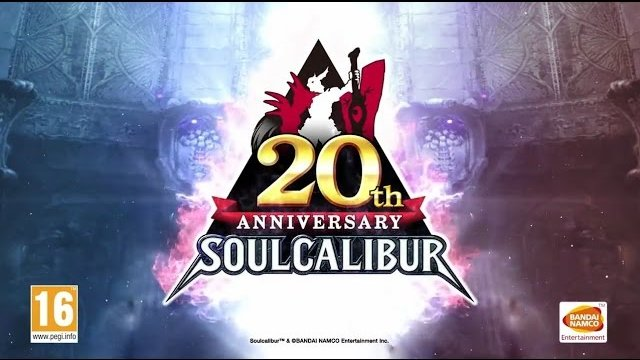 SoulCalibur 20th Anniversary - Talim Highlight