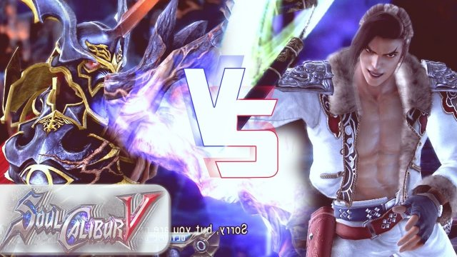 Sin and Madness (kilik) Vs Dustbuster360GF (Maxi) [SoulCalibur V/5 Gameplay] Xbox 360