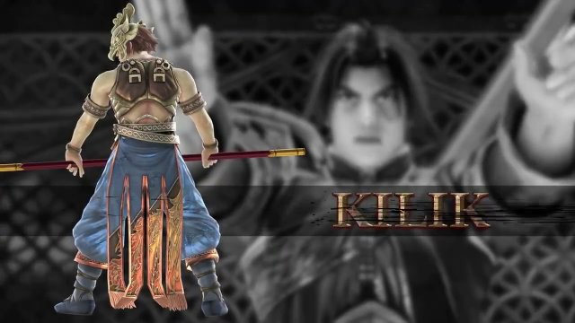 SoulCalibur 20th Anniversary - Kilik Highlight
